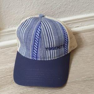 Yosemite trucker hat